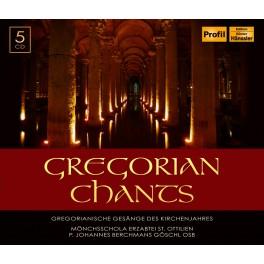 Chants Grégoriens - Les plus belles oeuvres de l'année liturgique