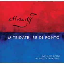 Mozart : Mitridate, re di Ponto