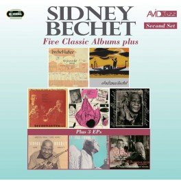 Five Classic Albums Plus Volume 2 / Sidney Bechet