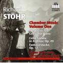 Stöhr, Richard : Musique de Chambre Volume 1