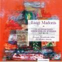 Madonis, Luigi : 12 Symphonies pour violon et basse / Livre 2