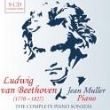 Beethoven : Intégrale des Sonates pour piano / Jean Muller