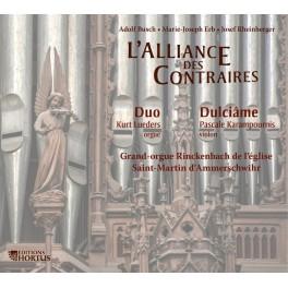 L'Alliance Des Contraires / Duo Dulciâme