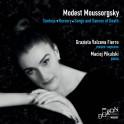 Moussorgski : Sans Soleil, Les Enfantines, Chants & Danses de la mort