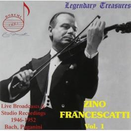 The Zino Francescatti Collection Vol.1