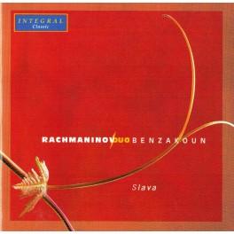 Rachmaninoff : Oeuvres pour deux pianos et piano à quatre mains