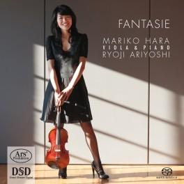 Fantasie, Oeuvres pour alto et piano
