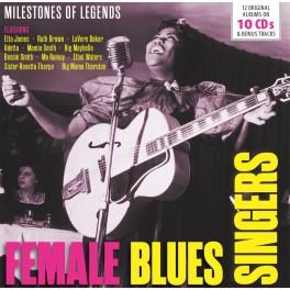 Milestones of Legends / Female Blues Singers