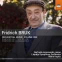 Bruk, Fridrich : Musique Orchestrale - Volume 1