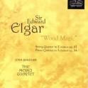 Elgar : Quatuor à cordes & Quintette à cordes