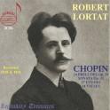 Robert Lortat joue Chopin