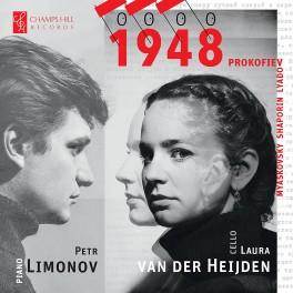 1948 - Oeuvres Russes pour violoncelle et piano