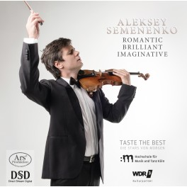 Romantique - Brillant - Imaginatif / Aleksey Semenenko