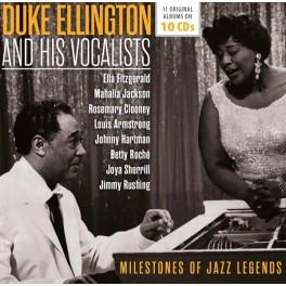 Milestones of Jazz Legends / Duke Ellington And His Vocalists