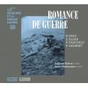 Les Musiciens et La Grande Guerre Vol.26 : Romance de Guerre