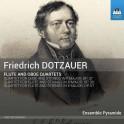 Dotzauer, Friedrich : Quatuors pour Hautbois et Flûte