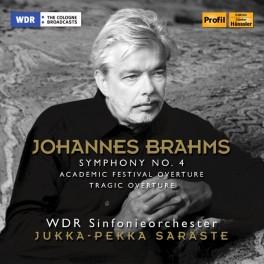 Brahms : Symphonie n°4, Ouverture pour une fête académique, Ouverture tragique