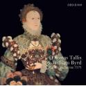 Tallis - Byrd : Cantiones Sacrae 1575