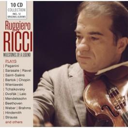 Milestones of A Legend / Ruggiero Ricci