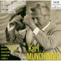Karl Münchinger et l'Orchestre de chambre de Stuttgart