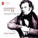 Schubert : Quatuor à cordes n°15