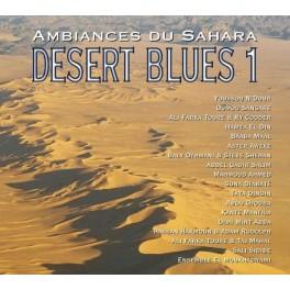 Ambiance du Sahara : Desert Blues