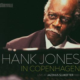 Hank Jones à Copenhague / Live At Jazzhus Slukefter, 1983