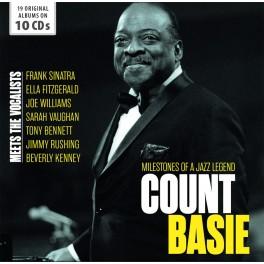 Milestones of A Jazz Legend / Count Basie et les Vocalistes