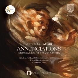 Annonciations - Musique Sacrée du 21ème Siècle