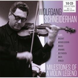 Milestones Of A Violin Legend / Wolfgang Schneiderhan