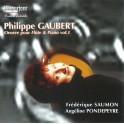 Gaubert, Philippe : Oeuvres pour flûtes et piano Vol.1