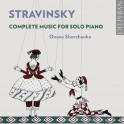 Stravinsky : Intégrale de l'Oeuvre pour piano solo