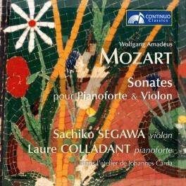 Mozart : Sonates pour Pianoforte & Violon