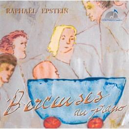 Berceuses au piano / Raphaël Epstein