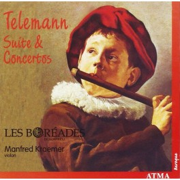Telemann : Suite & Concertos