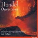 Haendel : Ouvertures
