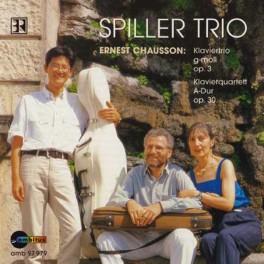 Chausson : Trio & Quatuor