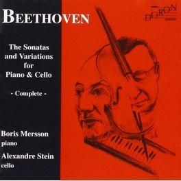Beethoven : Sonates & Variations pour violoncelle et piano