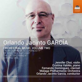 García, Orlando Jacinto : Musique Orchestrale Vol.2