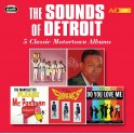 Five Classic Motortown Albums / The Sounds Of Detroit