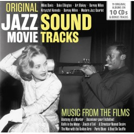 Original Jazz Movie Soundtracks / Original Albums
