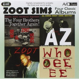 Four Classic Albums / Zoot Sims