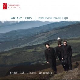 Bridge-Suk-Ireland-Schoenberg : Fantaisies en Trio