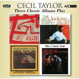 Three Classic Albums Plus / Cecil Taylor