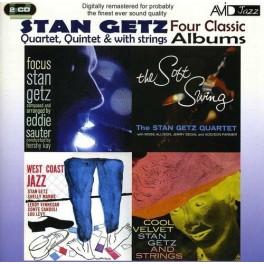 Four Classic Albums / Stan Getz