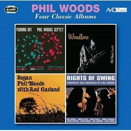 Four Classic Albums / Phil Woods
