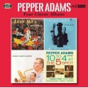 Four Classic Albums / Pepper Adams