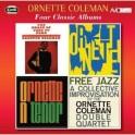 Four Classic Albums / Ornette Coleman