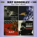 Four Classic Albums / Nat Adderley