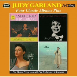 Four Classic Albums / Judy Garland